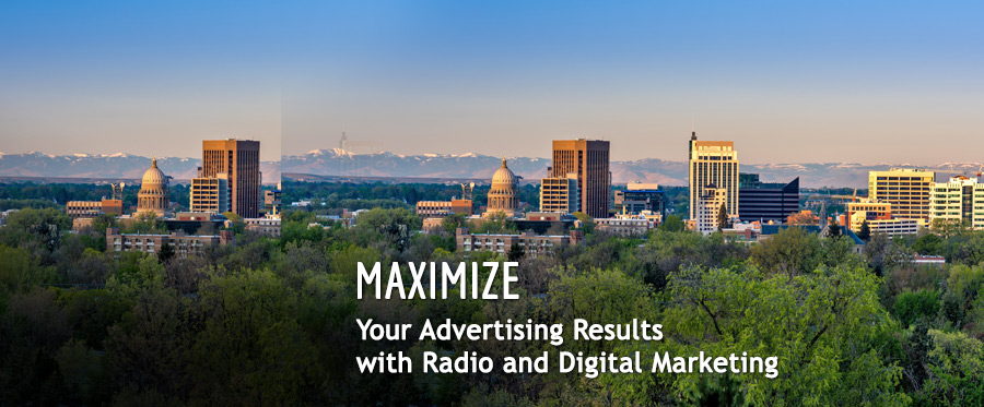 Boise Radio Advertising
